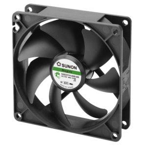 DC ventilator - DC fan - Fra Sunon