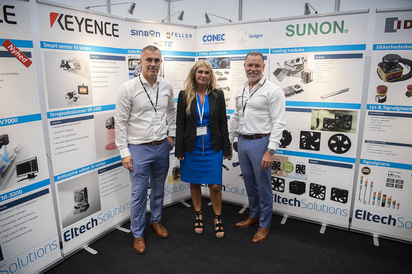 Automatik - Eltech Solutions stand