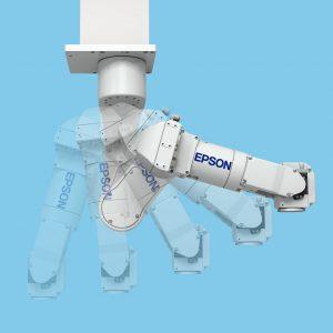 Epson robot arm